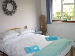 Self catering holidays in Isle of Wight - garden