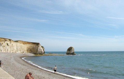 Freshawter Bay Isle Of Wight